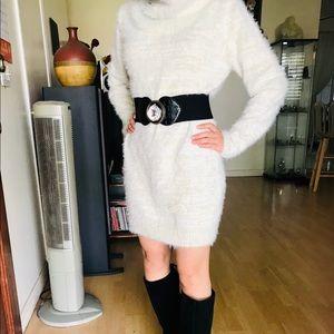 Elan furry sweater